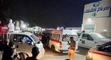 آخرین اخبار از آتشسوزی در بیمارستان امام حسین ناصریه عراق/ افزایش شمار قربانیان به ۱۲۴ نفر