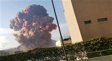 انفجار در بیروت؛ حداقل 137 کشته و بیش از 5000 زخمی + فیلم و تصاویر