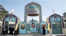 ماجرای زنانه و مردانه شدن مزار شهید حججی چیست؟+ عکس