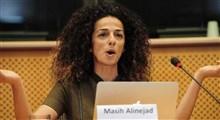 مسیح علینژاد: تحریمها نباید بهخاطر شیوع ویروس کرونا در ایران لغو شوند