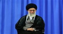 رهبر انقلاب: دیشب یک «سیلی» به آمریکا زده شد | حضور فساد انگیز آمریکا در منطقه باید تمام شود