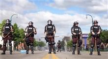 ادامه تظاهرات مردم آمریکا / معترضان: قوانین باید عوض و صدای ما شنیده شود