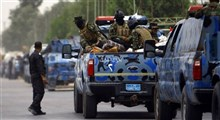 آماده باش کامل فرماندهی عملیات فرات و پلیس نجف در پی شدت یافتن موج اعتراضات