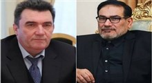 گفت و گوی تلفنی شمخانی با دبیر شورای امنیت ملی اوکراین پیرامون سقوط هواپیما