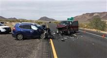 ۲۸۰۰ نفر در سوانح رانندگی نوروزی مصدوم شدند/ هر ۸۰ دقیقه؛ فوت  یک نفر در تصادفات