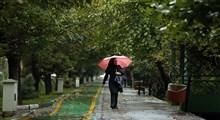 اخطاریه سازمان هواشناسی نسبت به بارشهای سیلآسا تا ۴ فروردین