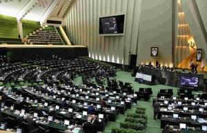 جلسه افتتاحیه مجلس یازدهم با حضور مقامات کشوری و لشکری