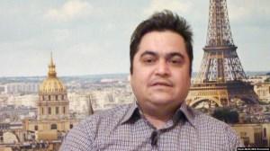 واکنش توییتری به بازداشت روحالله زم
