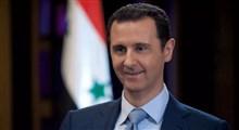 مراسم تحلیف بشار اسد در پارلمان سوریه برگزار شد+ تصاویر و فیلم