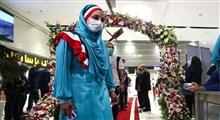 بازتاب منفی مانتوی آبی و کت و شلوار پلوخوری!/ چرا لباس کاروان ایران در المپیک ۲۰۲۰ توکیو دلچسب نیست؟