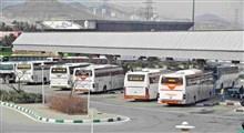 نحوه فاصلهگذاری اجتماعی در پایانههای مسافربری چگونه است؟