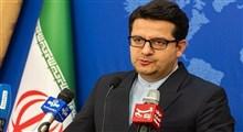 سخنگوی وزارت خارجه:۲۰ هزار کیت آزمایش ویروس کرونا فردا وارد کشور خواهد شد