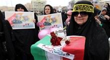گزارش تصویری از مراسم راهپیمایی یوم الله ۲۲ بهمن در سراسر کشور