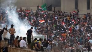 چند درصد توئیتها درباره «تظاهرات در عراق» مربوط به عربستانیهاست؟