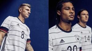 رونمایی از پیراهن تیم ملی آلمان + نظر هواداران