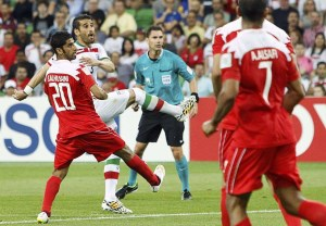 سایت رسمی فدراسیون فوتبال بحرین هک شد/ پخش آنلاین سرود ایران + عکس و فیلم