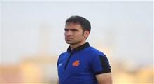 صادقی در گفتگو با راسخون: هدف سایپا بقا در لیگ برتر است/بازیکنانم پخته تر از قبل شده اند