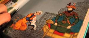 ماجراهای 7 بانوی آهنین در شاهنامه