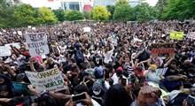 اعتراضات ضدنژادپرستی در آمریکا وارد هفدهمین روز شد/ واکنش های جهانی به اعتراضات مردم آمریکا