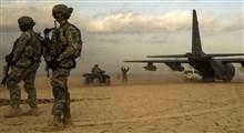 مرکز فرماندهی ائتلاف آمریکایی از عراق به کویت انتقال یافت