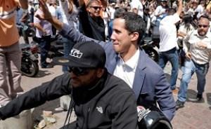 رهبر مخالفان ونزوئلا ممنوعالخروج شد؛ امکان دستگیری وی وجود دارد/کاخ سفید تهدید کرد
