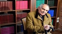 محمدرضا باطنی زبانشناس و فرهنگنویس مطرح کشورمان درگذشت