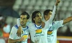 ملوان ونفت تهران تنهابرندههای هفته کمگل لیگ