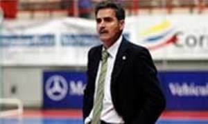 خسوس به طور موقت سرمربی تیم ملی بزرگسالان فوتسال ایران شد
