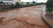 احتمال سیلابی شدن رودخانهها در هفته آخر اسفند و هفته نخست سال آینده