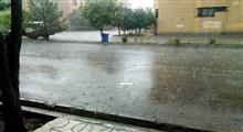 هشدار سازمان هواشناسی | پیش بینی بارش شدید باران در ۵ استان