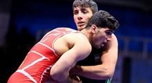 قهرمانی تیم کشتی فرنگی ایران با کسب 5 مدال طلا