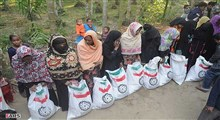 نخستین محموله کمکرسانی ایران در دست مسلمانان میانمار +تصاویر