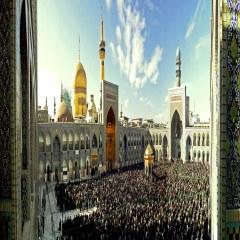 عکس صحن انقلاب اسلامی حرم امام رضا علیه السلام
