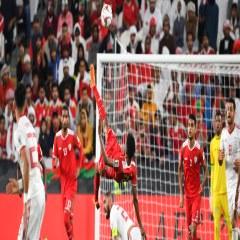 پیروزی تیم ملی ایران مقابل عمان