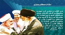 استراتژی موضع گیری یکسان امت اسلامی