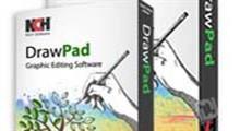 نرم افزار طراحی و نقاشی با دانلود NCH DrawPad Pro v5.00 Beta