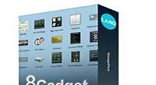 دانلود نرمافزار 8GadgetPack 28.0 Final - گجتهای کاربردی برای ویندوز 10 / 8.1 / 8