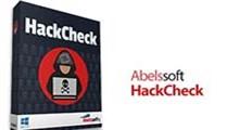 نرم افزار شناسایی و مقابله با حملات هکری حساب های شخصی آنلاین با دانلود Abelssoft HackCheck v2019 v1.55 Build 17