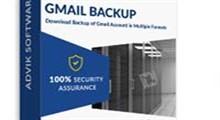 دانلود Advik Gmail Backup v3.2 - نرم افزار انتقال کامل ساختار و محتوای پیام های جیمیل به سایر فرمت ها و برنامه های ایمیل