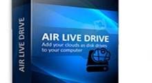 نرم افزار استفاده از سرویس های ذخیره سازی ابری در قالب یک درایو محلی بر روی سیستم با دانلود AirLiveDrive Pro v1.2.2