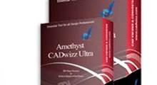 نرم افزار مشاهده فایل های DXF و DWG با دانلود Amethyst CADwizz Ultra v2.07.01