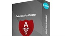 دانلود نرمافزار بهینهساز فونتها - Extensis FontDoctor 10.2.0