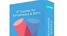 خنثیسازی BOTها و باجافزارها با دانلود نرمافزار K7 Scanner for Ransomware & BOTs 1.0.0.52