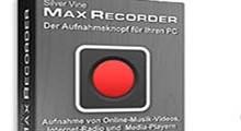 دانلود Max Recorder v2.008 - نرم افزار ضبط صدا از منابع مختلف