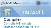ساخت فایل های نصبی با دانلود NSIS (Nullsoft Scriptable Install System) v3.02.1