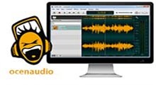ویرایشگر ساده فایل های صوتی با دانلود OcenAudio 3.6.0.1 x86/64