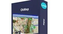 دانلود نرمافزار OkMap Desktop 14.0.2 - جیپیاس و مسیریاب