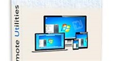 نرم افزار کنترل کامپیوتر از راه دور با دانلود Remote Utilities Viewer v6.10.3.0