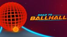 بازی تعادل توپ - Road to Ballhalla PC Game