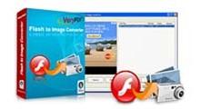 نرم افزار تبدیل فریم های انیمیشن های فلش به تصاویری با فرمت های مختلف با دانلود VeryPDF Flash to Image Converter v2.0